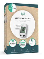 Kit de démarrage Go-Keto Lecteur glycémie et cétonémie