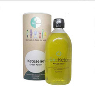 Go-Keto Ketosene huile MCT vert C8/C10 avec omega 7, avocat, macadamia
