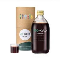 Go-Keto Huile MCT Ketosene