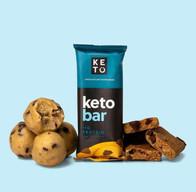 Perfect Keto Barre saveur pâte à cookie