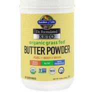 Beurre Bio en poudre