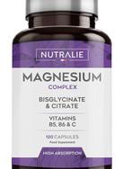 Complexe magnesium bisglycinate et citrate