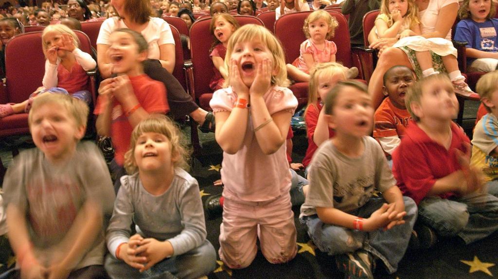 The Kids respond to The BatDuo