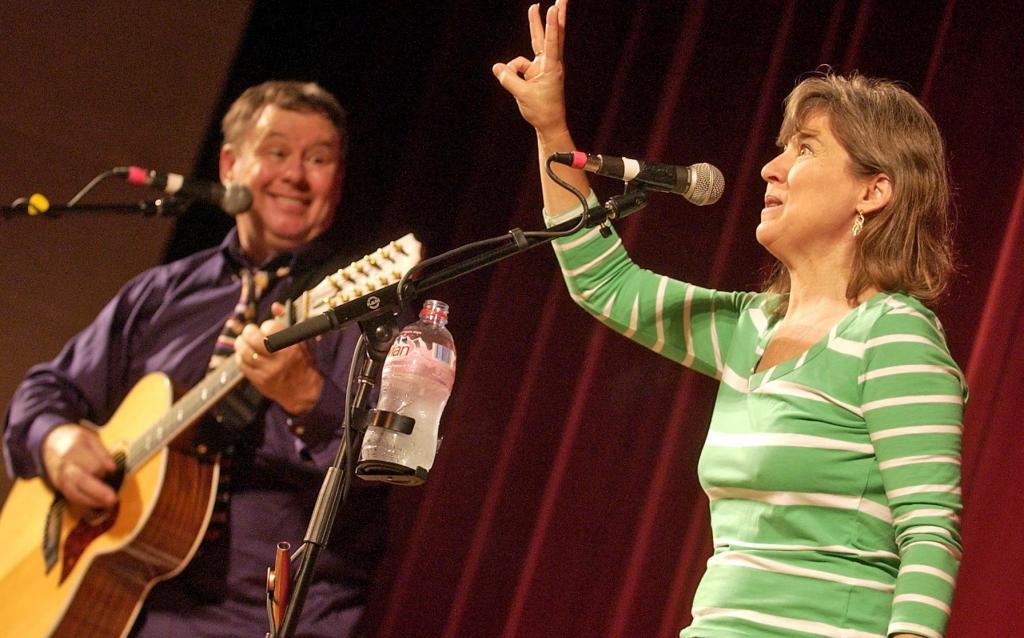 The BatDuo performing in Savannah GA