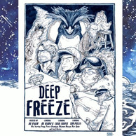 Deep Freeze, mini comic, 2018