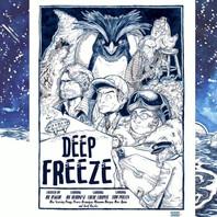 Deep Freeze, mini comic, 2018