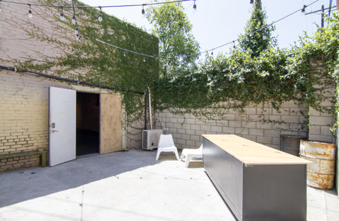 Stage 1 - Courtyard