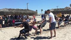 USMC Beach Day