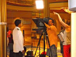 TV Presenting