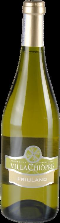 1 x Case (6 bottles) of Villa Chiopris Friulano