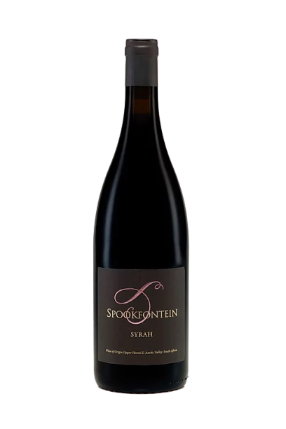 1 x Case (6 bottles) of Spookfontein Syrah
