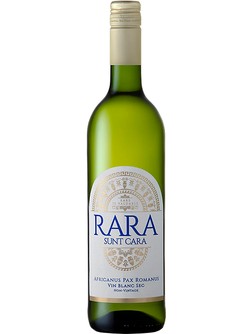 1 x Bottle of O'Connell's Rara Vin Blanc Sec