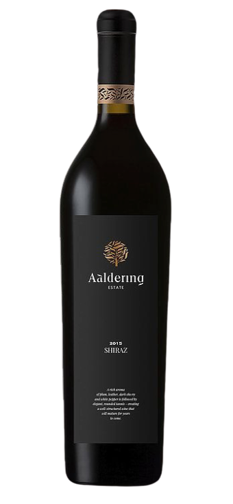 1x Case (6 bottles) of Aaldering Shiraz