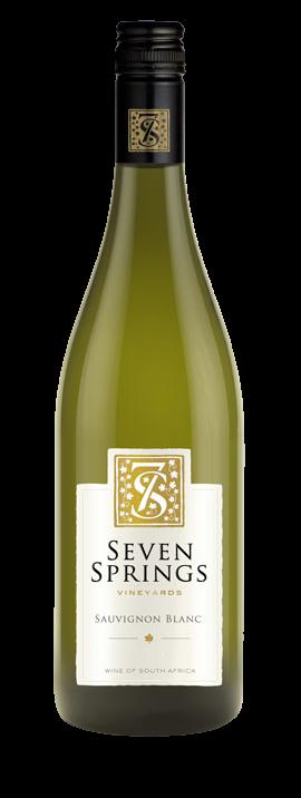 1 x Case (6 bottles) of Seven Springs Sauvignon Blanc
