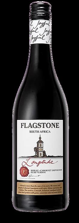1 x Case (6 bottles) of Flagstone Longitude Dry Red Blend