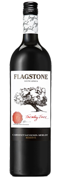 1 x Case (6 bottles) of Flagstone Treaty Tree Reserve Cabarnet / Malbec / Merlot