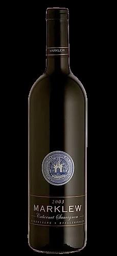 1 x Case (6 bottles) of Marklew Cabernet Sauvignon