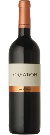 1 x Case (6 bottles) of Creation Merlot