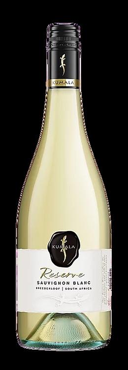 1 x Case (6 bottles) of Kumala Reserve Sauvignon Blanc
