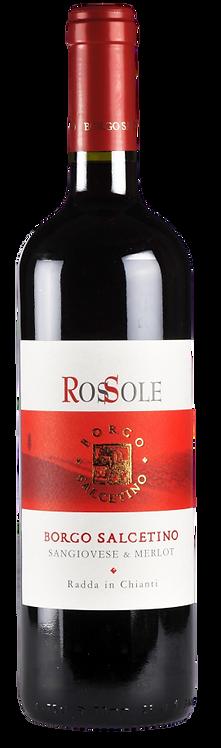1 x Case (6 bottles) of Borgo Salcetino Rossole