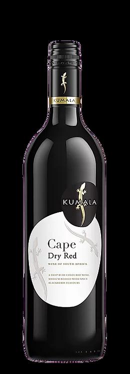 1 x Case (6 bottles) of Kumala Cape Red - NV