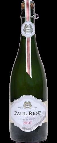 1 x Case (6 bottles) of Paul René  MCC Brut
