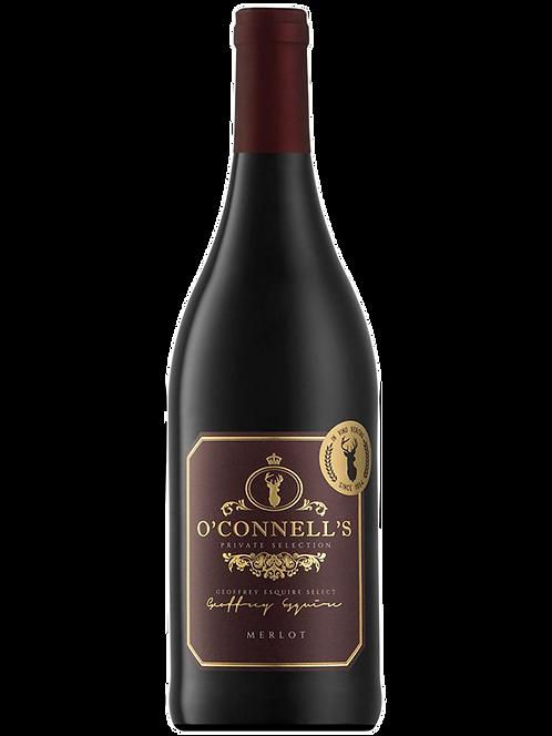 1 x Bottle of O'Connell's Merlot