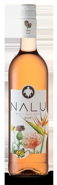 6x Bottles of NALU Rose