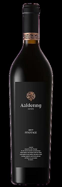 1x Case (6 bottles) of Aaldering Pinotage