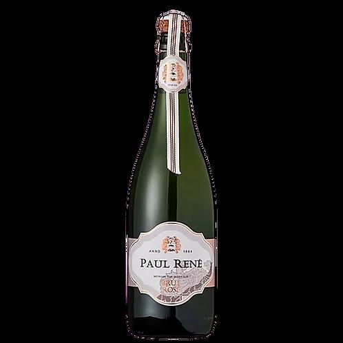 1 x Case (6 bottles) of Paul René MCC Brut Rosé
