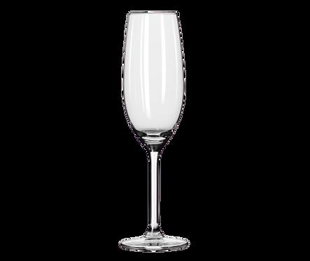 6 x L'Esprit Champagne Glass (214 ml)