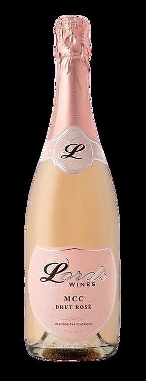 1x Case (6 bottles) of Lord's MCC Brut Rosé
