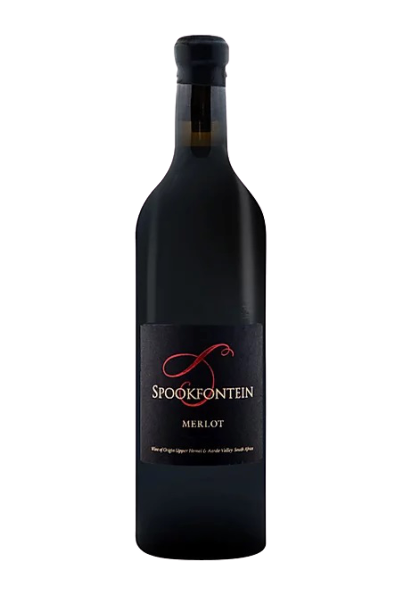 1 x Case (6 bottles) of Spookfontein Merlot