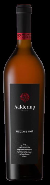 1x Case (6 bottles) of Aaldering Pinotage Rose