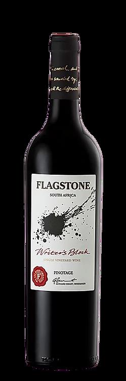 1 x Case (6 bottles) of Flagstone Writers Block Pinotage