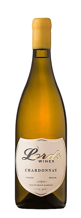 1 x Case (6 bottles) of Lord's Chardonnay 2018