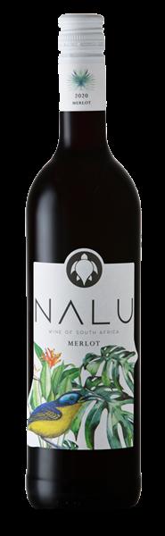 6x Bottles of NALU Merlot