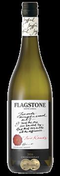 1 x Case (6 bottles) of Flagstone Two Roads Chardonnay