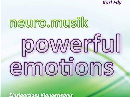 CD - Powerful Emotions