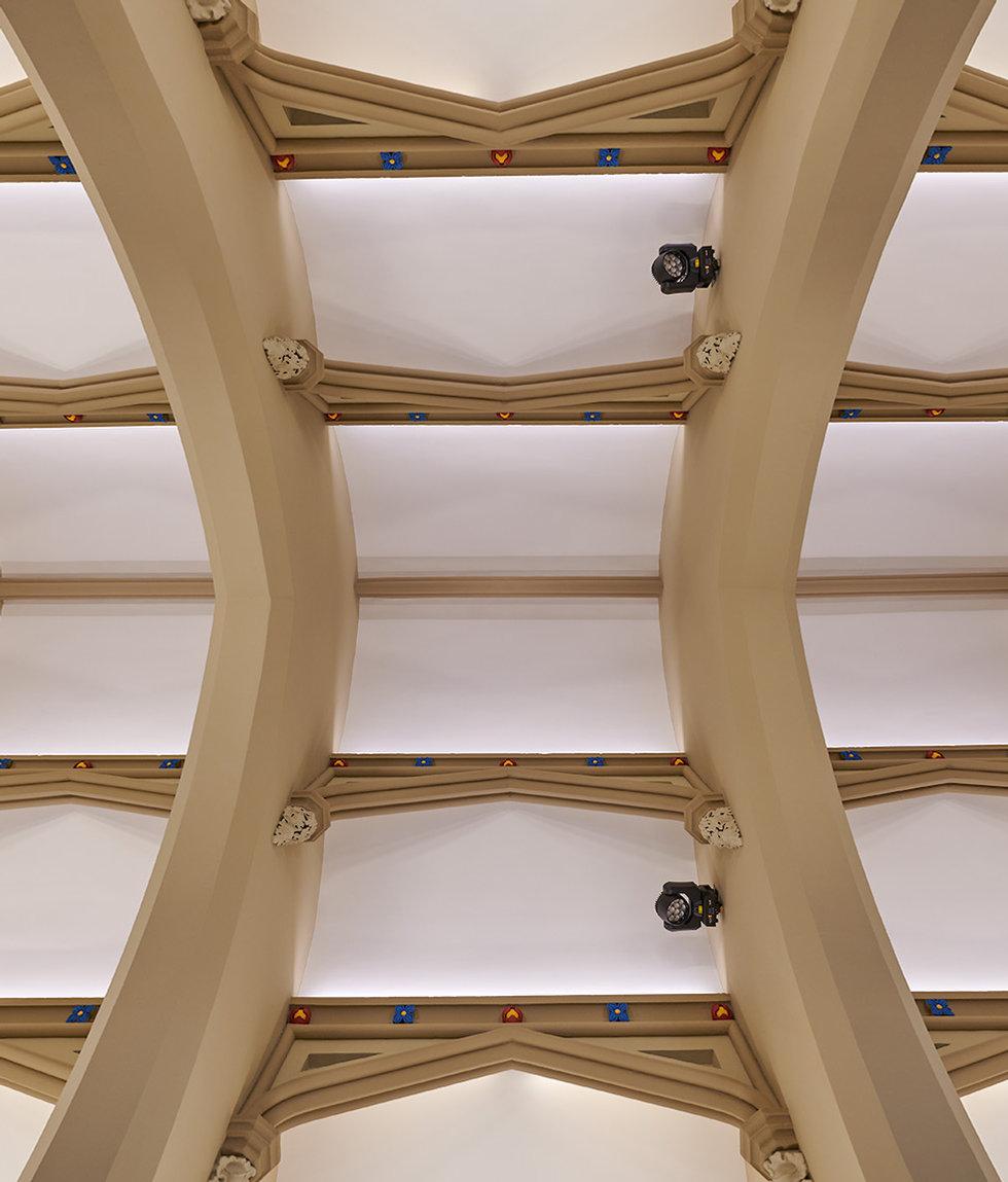 VTS: Bicentennial Hall