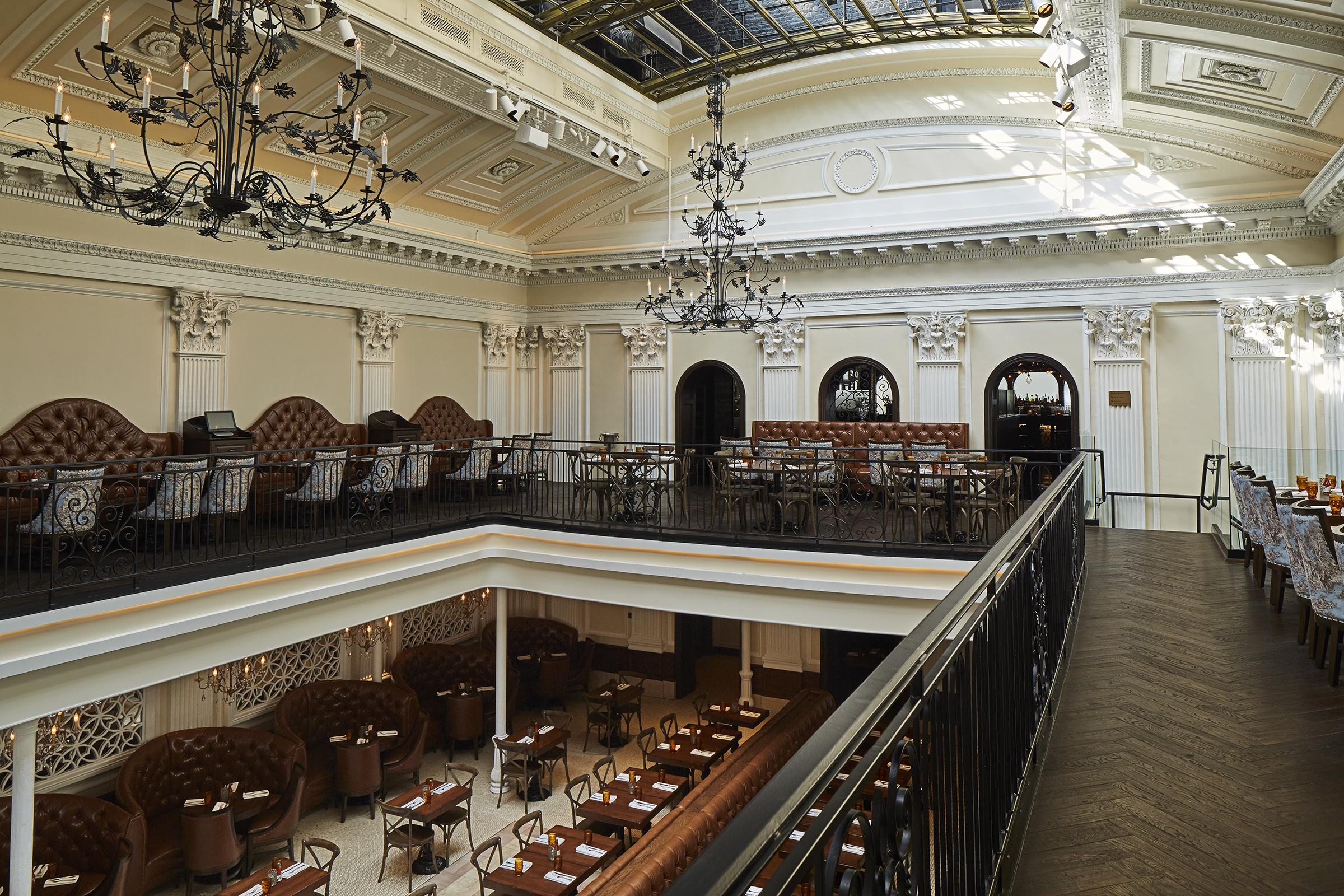 Succotash Atrium Mezzanine