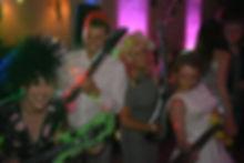 Tonic Parties DJ Camberley Bracknell Dave