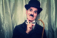Charlie Chaplin 60th Birthday party DJ