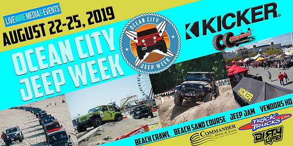 Jeep Event Oc Jeep Week United States