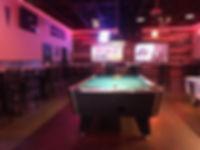 Spokane Event Room - Pool Table