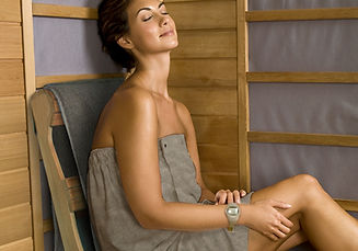 Combine Endermologie and Infrared sauna to Increase fat burning