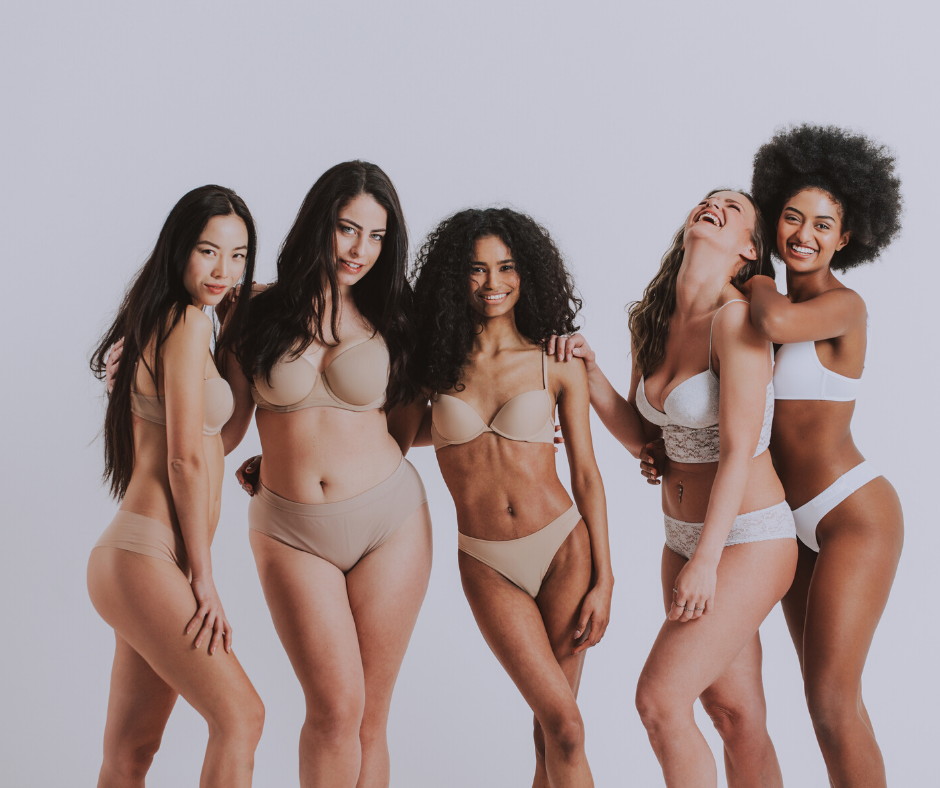 how to feel more confidence and accept your body