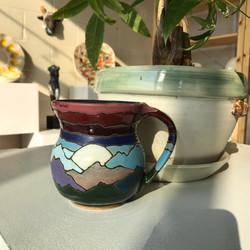 Mug by Rachel Witt-Callahan