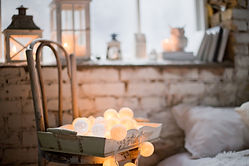 Festoon lighting