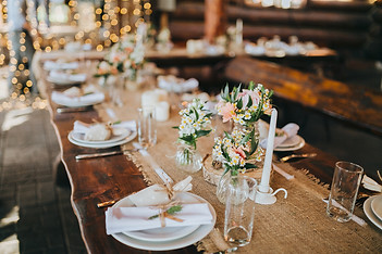 Classic reception styling